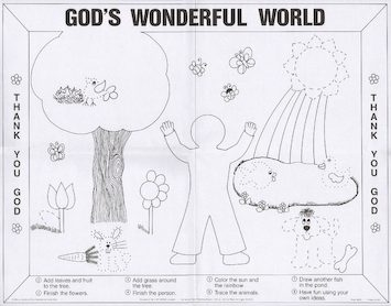 I Am Special: I Am Special Posters: God's Wonderful World Posters Pack of 15, Poster