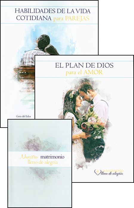 Un matrimonio lleno de alegría: Complete Program Leader Set
