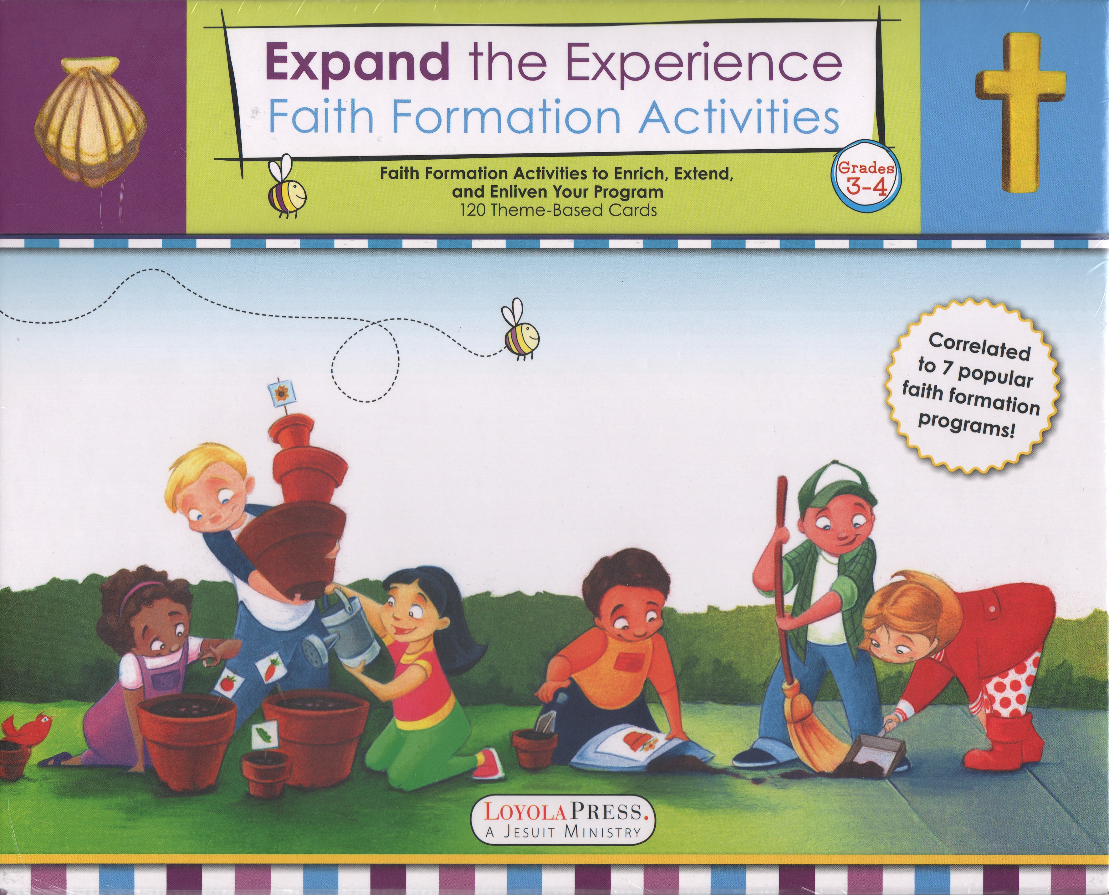 Expand the Experience, Grades 3 and 4