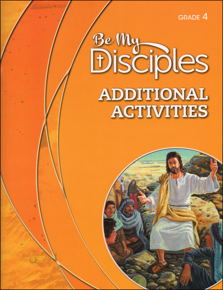 Be My Disciples, 1-6: Grade 4, Activities
