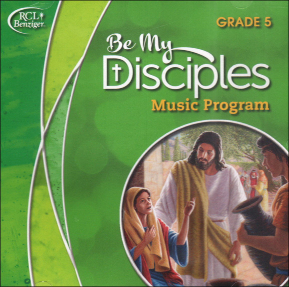 Be My Disciples, 1-6: Grade 5, Music CD