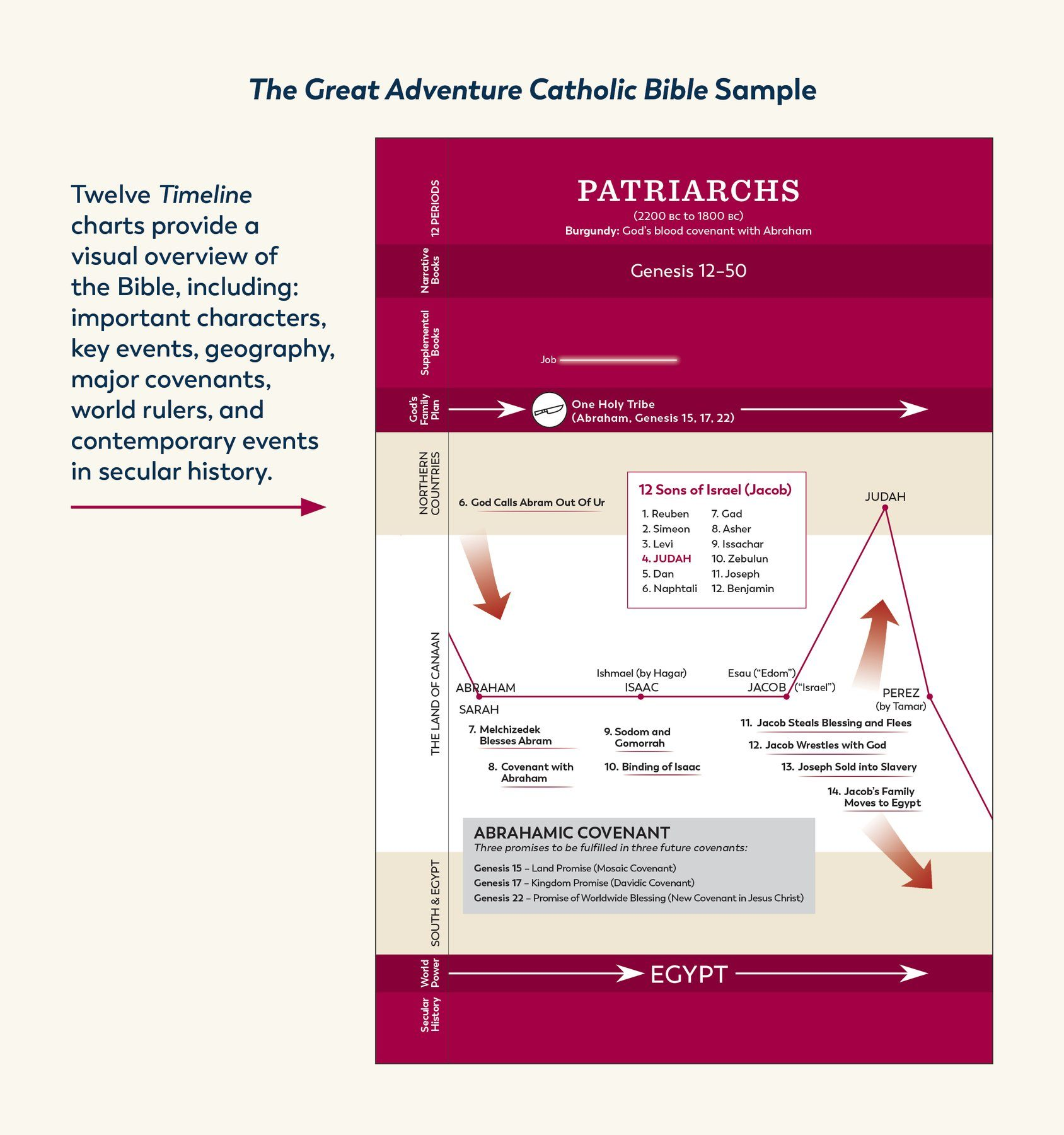 RSV, The Great Adventure Catholic Bible, leather-like