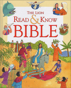 The Lion Read and Know Bible