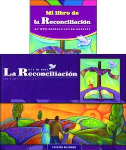 God's Gift: Reconciliation, Bilingual: Student Book with Reconciliation Booklet