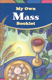 God's Gift: Eucharist: My Own Mass Booklet