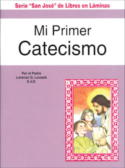 St. Joseph Picture Books, Spanish: Mi Primer Catecismo