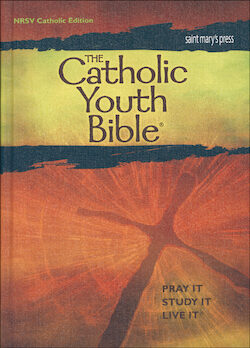 NRSV, The Catholic Youth Bible, 3rd Edition, hardcover