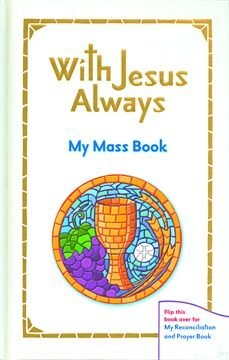With Jesus Always Prayer Book, hardcover