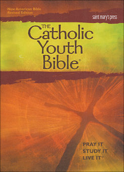 NABRE, The Catholic Youth Bible, 3rd Edition, softcover