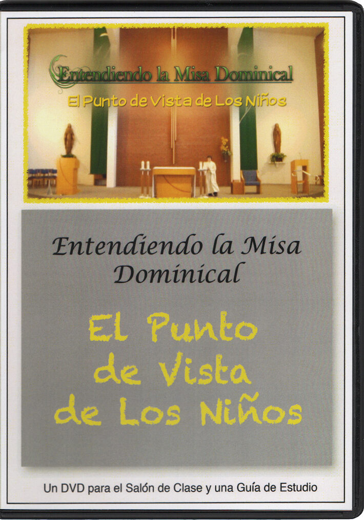 Entendiendo la Misa Dominical, DVD