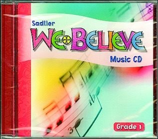 We Believe Catholic Identity Edition, 1-6: Grade 1, Music CD