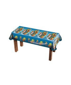 Maker Fun Factory 2017 Totally Catholic VBS: Theme Table Cover, Decorating