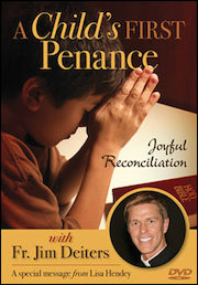First Penance: A Child's First Penance, DVD