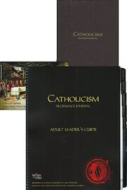 Catholicism Pilgrimage Journal: Introductory Kit without DVDs, Parish Edition