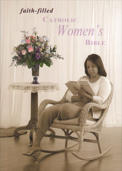 NABRE, Faith-Filled Catholic Women's Bible, softcover