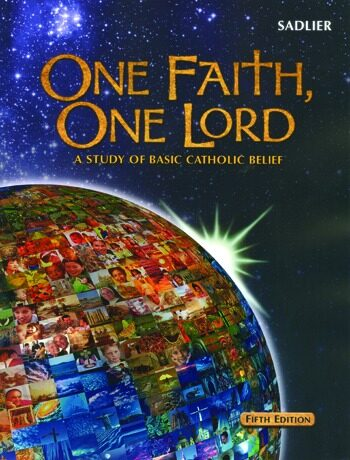 One Faith, One Lord, 5th Edition, Student Book