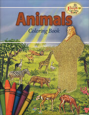St. Joseph Coloring Books: Animals Coloring Book