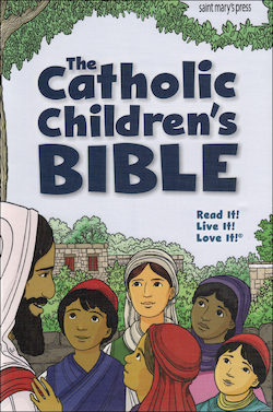 GNT, The Catholic Children's Bible, softcover