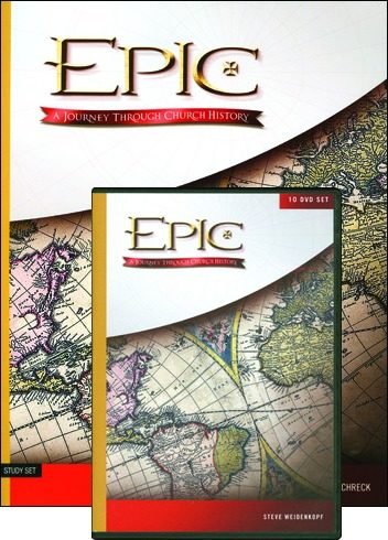 Epic: A Journey through Church History, Starter Pack