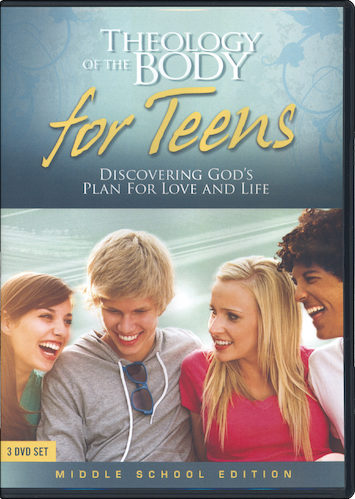 Theology of the Body for Teens, Middle School: DVD Set