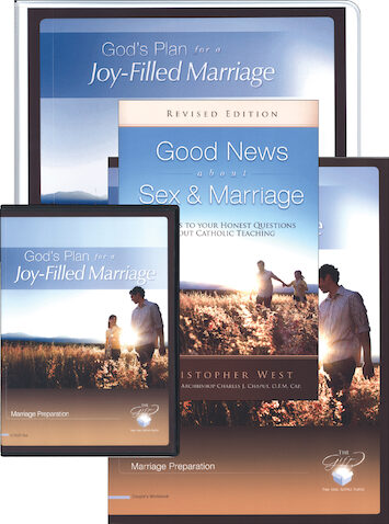 God's Plan for a Joy-Filled Marriage: Starter Pack
