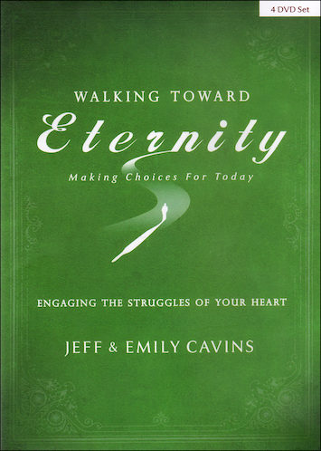 Walking Toward Eternity: Series 2: Engaging the Struggles of Your Heart, DVD Set