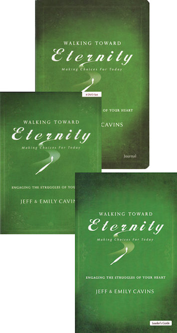 Walking Toward Eternity: Series 2, Engaging the Struggles of Your Heart, Starter Pack
