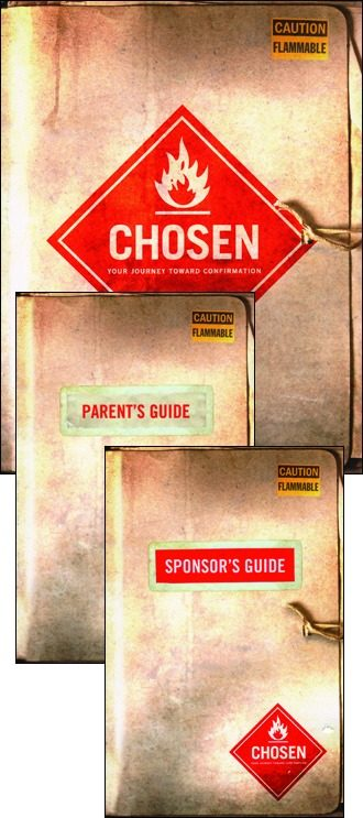 Chosen: Your Journey toward Confirmation: Student Pack