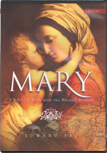 Mary: A Biblical Walk with the Blessed Mother: DVD Set
