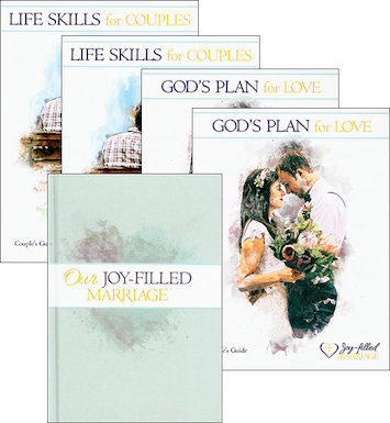 Joy-Filled Marriage: Complete Program Couple Set