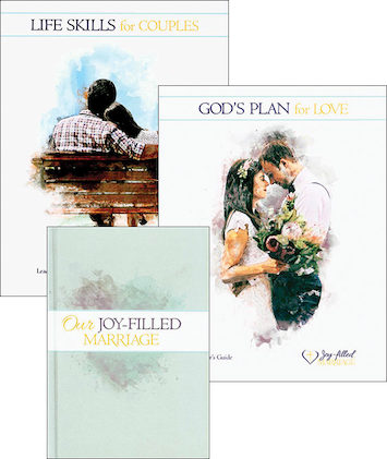 Joy-Filled Marriage: Complete Program Leader Set
