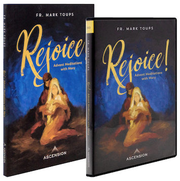 Rejoice!: Advent Meditations with Mary: Starter Pack