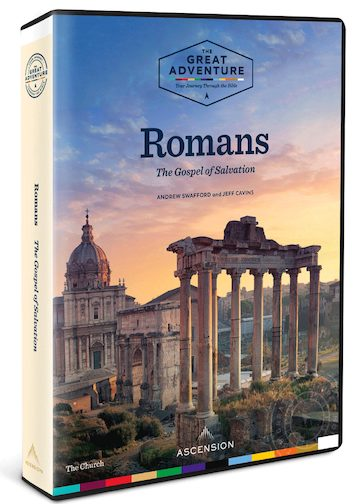Romans: Romans, DVD Set