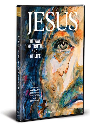 Jesus: The Way, the Truth, and the Life: DVD Set