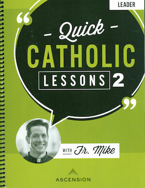 Quick Catholic Lessons with Fr. Mike: Volume 2, DVD