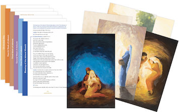 Rejoice! Advent Meditations with the Holy Family: Rejoice!: Advent Prayer Card Set