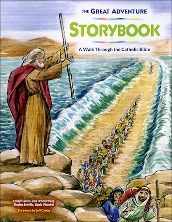Great Adventure Storybook: The Great Adventure Storybook