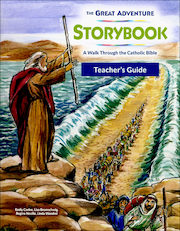 Great Adventure Storybook: Great Adventure Storybook, Teaching Guide