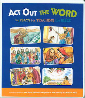 Great Adventure Storybook: Act Out The Word
