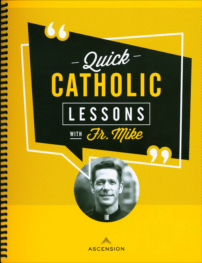 Quick Catholic Lessons With Fr. Mike, DVD