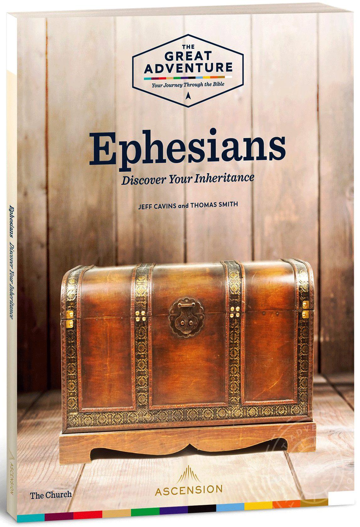 Ephesians 2019: Participant Workbook