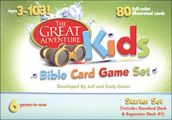 Bible Card Game Set