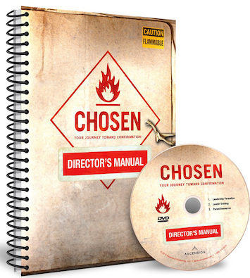 Chosen: Your Journey toward Confirmation: Director Manual