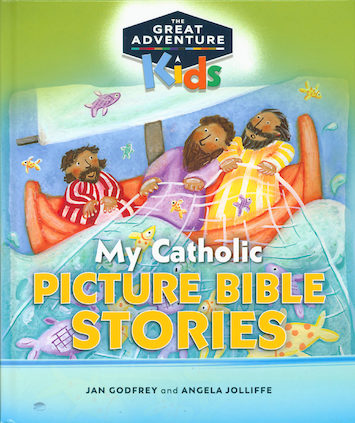 The Great Adventure Kids: My Catholic Picture Bible Stories