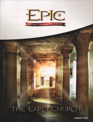 Epic: The Early Church, Leader Pack