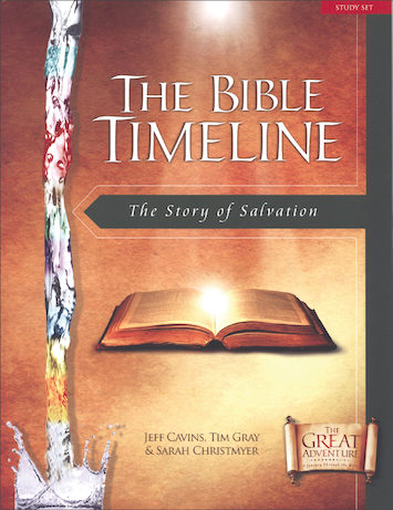 The Bible Timeline: The Bible Timeline, Study Set