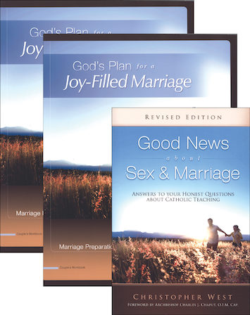 God's Plan for a Joy-Filled Marriage: Couple Set