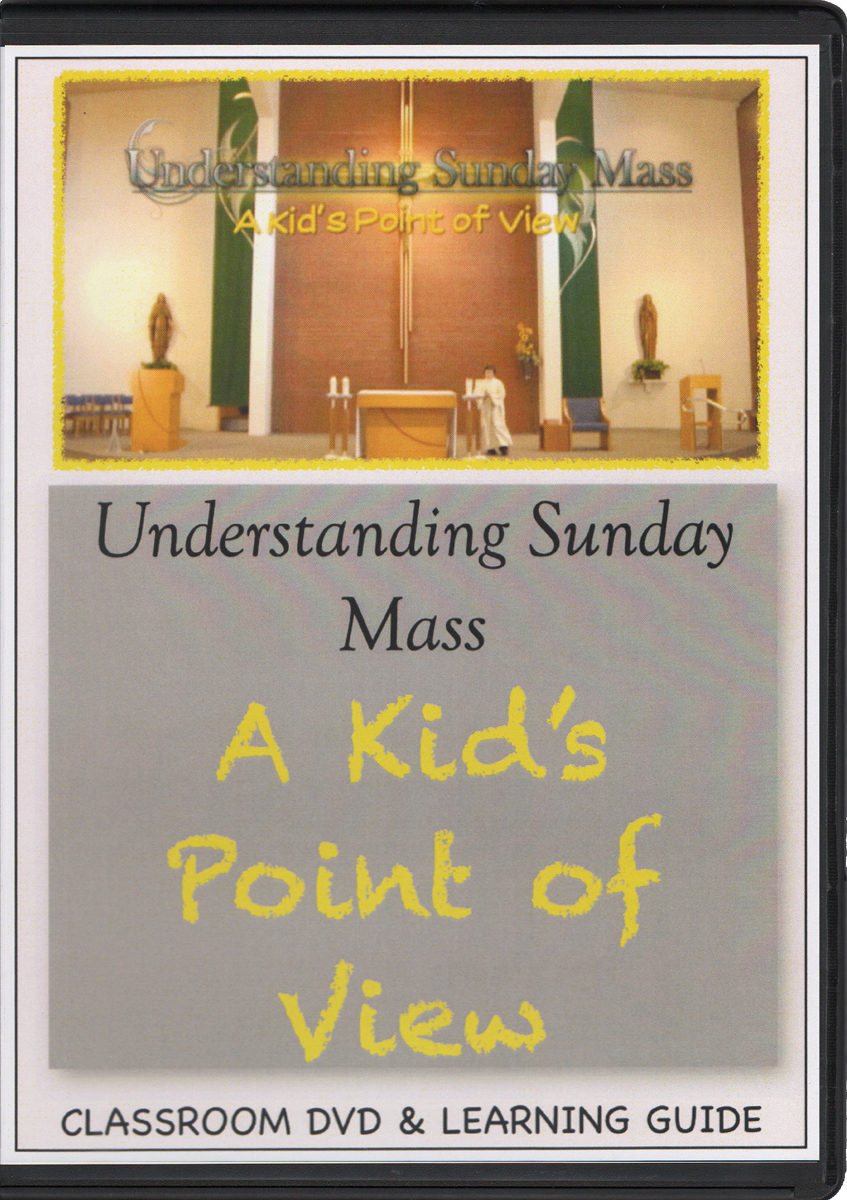 Understanding Sunday Mass, DVD