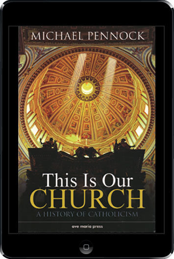 Ave Maria Press Framework Series: This Is Our Church, ebook (1 Year Access), Student Text