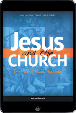Jesus and The Church ebook (1 Year Access), Student Text